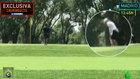 El Chiringuito: Bale, cazado jugando al golf mientras Zidane daba su charla
