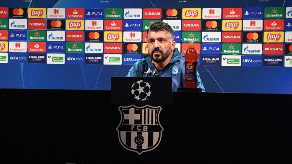 Gattuso: It's a spectacle to watch Riqui Puig play