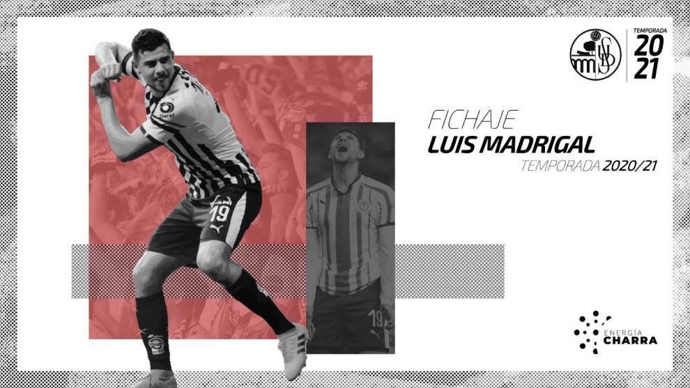 El delantero abandona a Rayados para jugar en la Segunda División de...