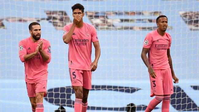 Varane condena al Madrid