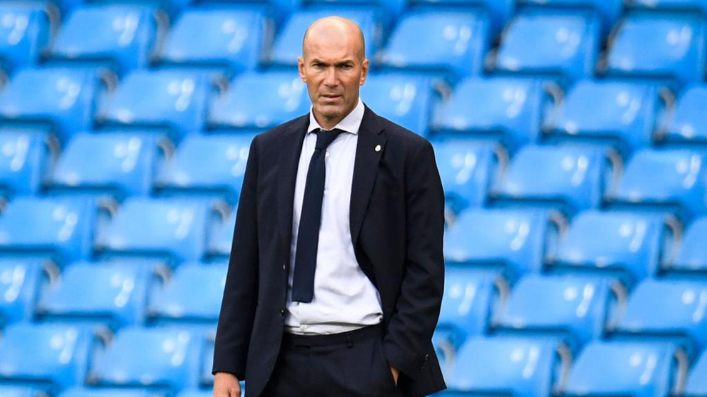 Zidane: Real Madrid have to be proud with what we've done this season