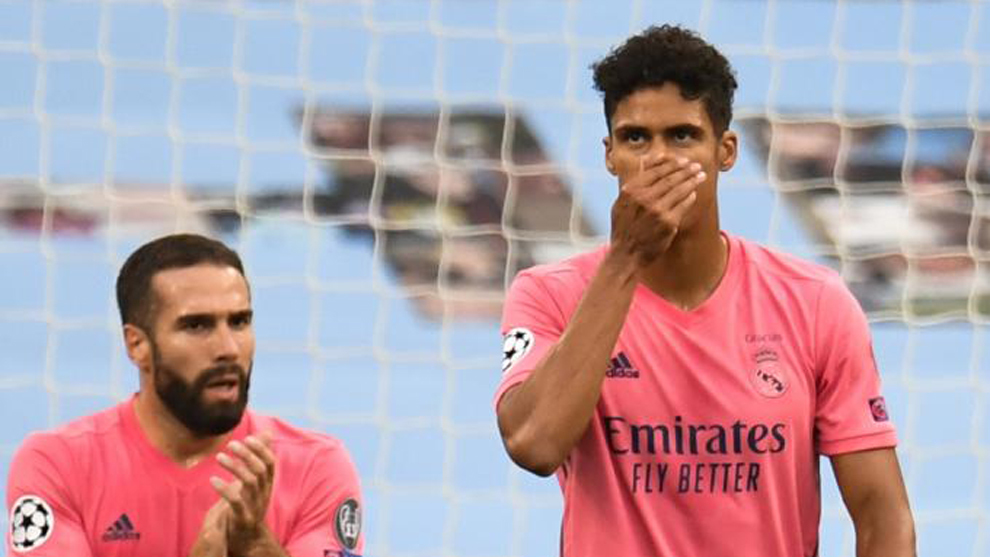 Varane: This defeat is mine, I have to accept it