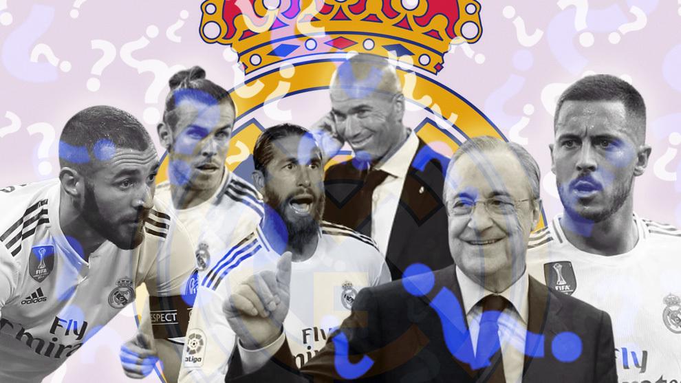 Macroencuesta fin de temporada del Real Madrid: notas, decisiones, el futuro...