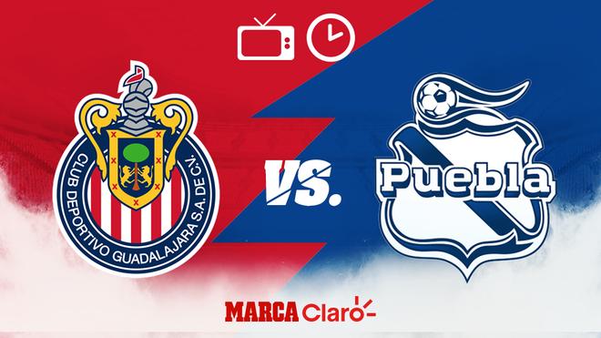Chivas vs Puebla hoy en vivo: Horario y dónde ver el partido de la jornada 3 del Apertura 2020 de Liga MX