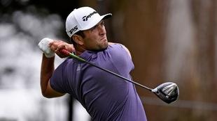 Jon Rahm, con mejor actuación en el TPC Harding Park Golf Club.