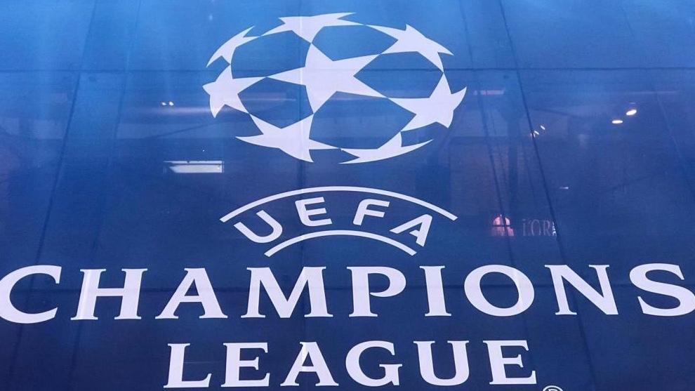 El logo de la Champions League. MARCA