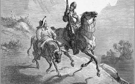 La cita del Quijote sobre reyes y piratas es falsa