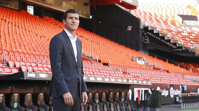 Javi Gracia's first task at Valencia: Improve the dressing room atmosphere