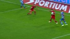 Esta mano en el 95' privó al Fuenlabrada de jugar los play-off: ¿es penalti?