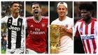 El mercado, en directo: Cristiano, Todibo, Thiago, los 110 millones del Arsenal...