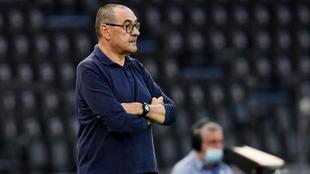 La Juventus ha despedido a Maurizio Sarri.