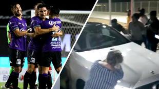 Mazatlán FC despedido entre por la afición tras lograr primera...