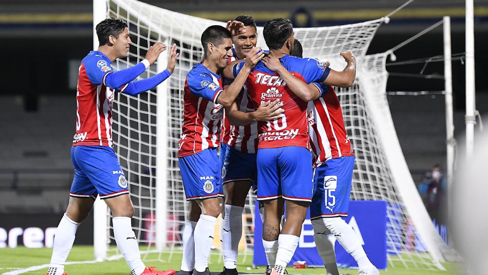Próximo partido de Chivas jornada 3 del Apertura 2020