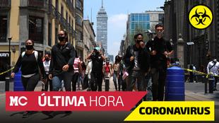Coronavirus hoy; casos confirmados y muertes por Covid-19 en México