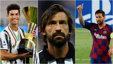 El día que Pirlo prefirió a Messi y ninguneó a Cristiano Ronaldo