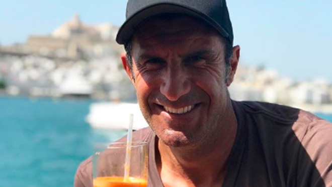 Figo opens Portugal's doors to Juan Carlos I: Welcome, Your Majesty