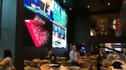 Fotografía del interior de la sala de cine CMX en el centro comercial...
