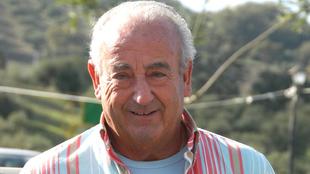 Humberto Janeiro, padre de Jesulín de Ubrique.
