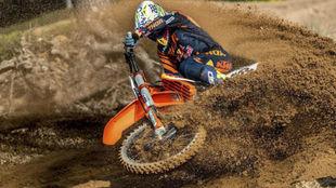 Jorge Prado ha vuelto al campeonato séptimo en Letonia.