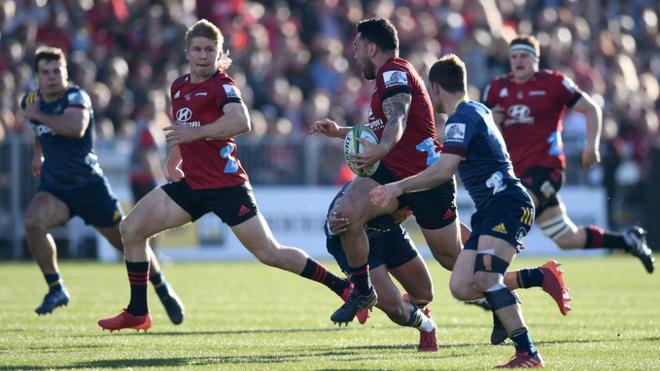 Crusaders gana el Super Rugby de Nueva Zelanda por undécima vez