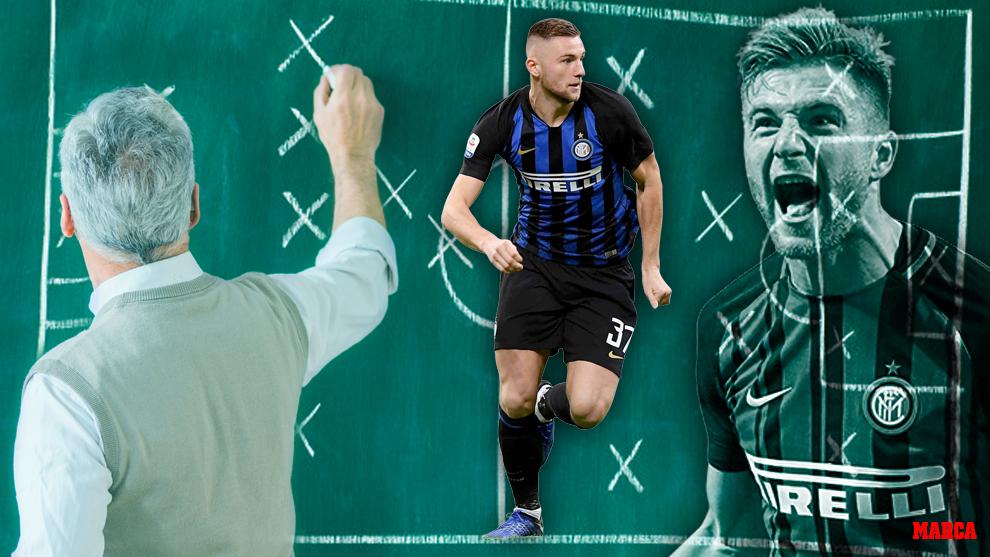 El Inter es el equipo que mejor se adapta a las cualidades de Milan Skriniar