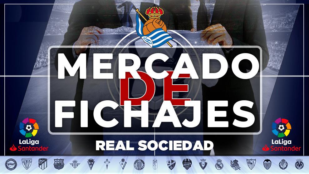 Fichajes Real Sociedad: altas, bajas, rumores y jugadores que interesan para la temporada 2020-21