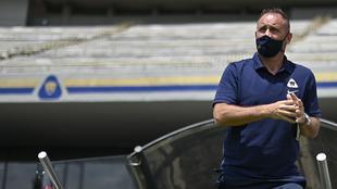 Bravos empata con Pumas con 9 jugadores.