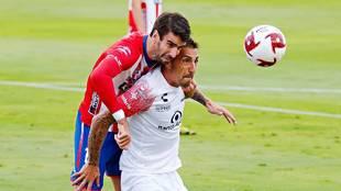 Atlético de San Luis y Atlas empataron 1-1 en la Liga MX