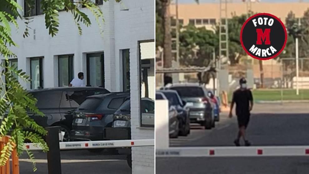 Parejo y Coquelin, en Paterna a expensas de que se hagan oficiales sus traspasos al Villarreal