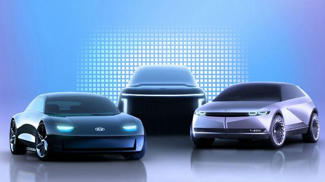 Hyundai lanza submarca Ioniq para sus carros eléctricos
