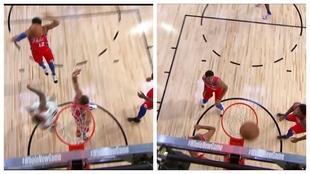 A Lillard le sale todo, la autocanasta tonta tras el regreso de la NBA