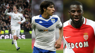 Los que pueden irse y llegar a la Juve, un griego para el Liverpool...