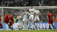España - Portugal en el Mundial 2018