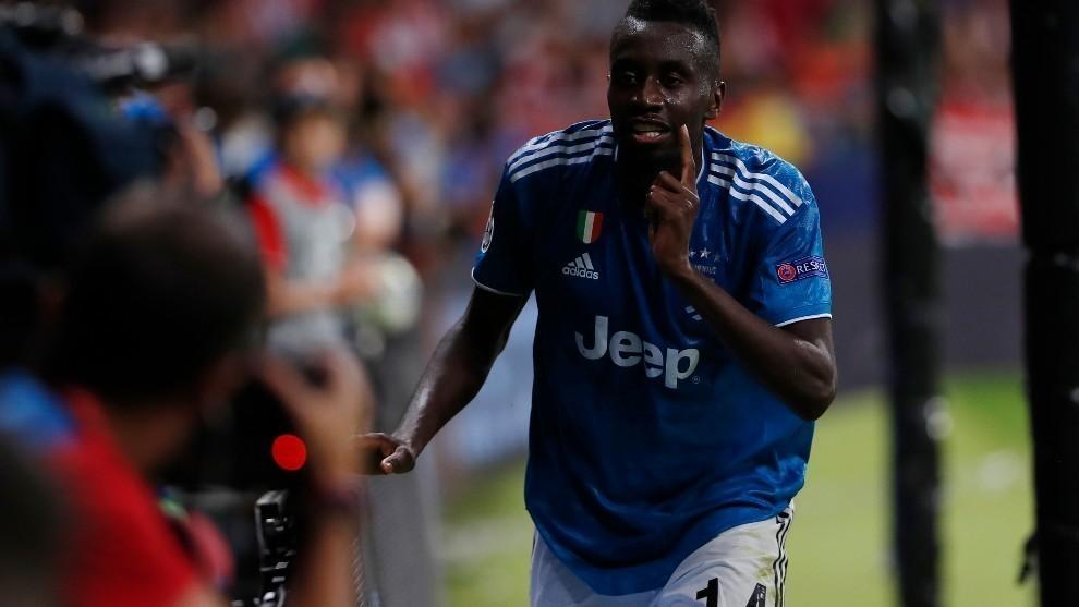 Blaise Matuidi could potentially reunite with David Beckham following Inter Miami links