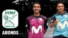 Inter Movistar Temporada 2020/2021: reserva tu abono pagando el 20%, el resto en septiembre
