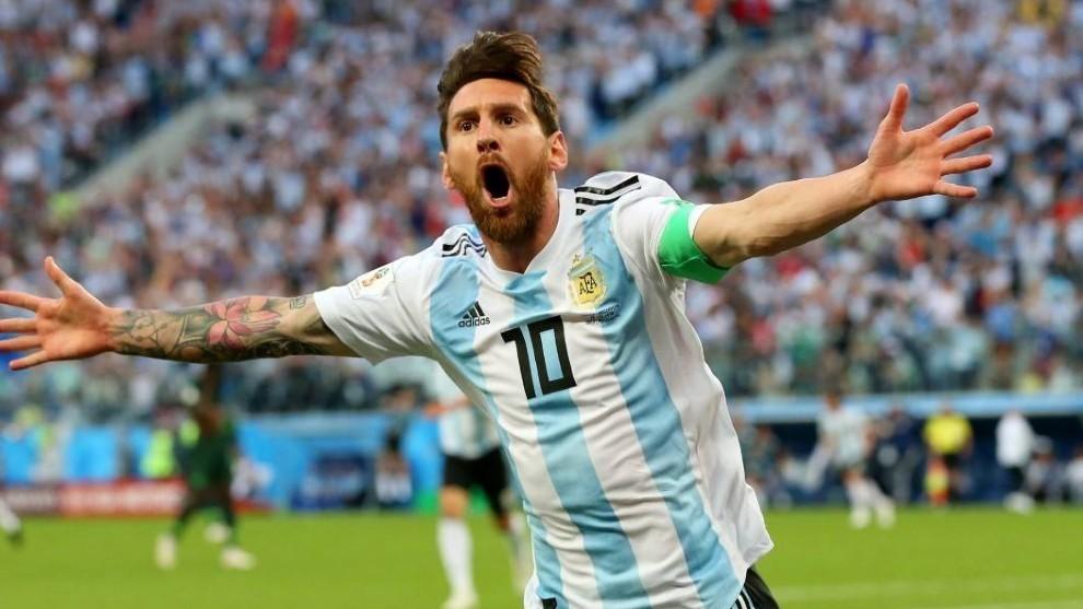 El gesto de Messi para luchar contra la COVID-19 en Argentina