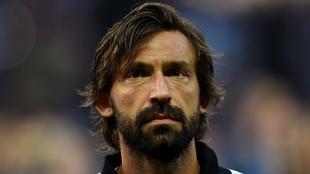 Andrea Pirlo, nuevo entrenador de la Juventus.