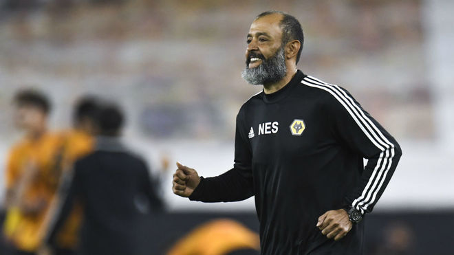 Nuno proud of 'special' Wolves team ahead of Europa League quarter-final
