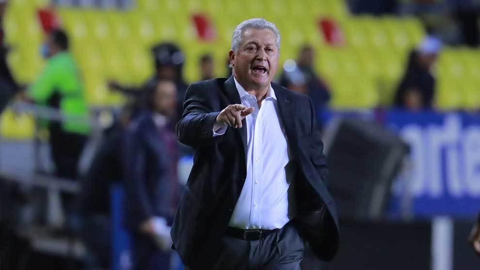Vucetich ya había sido buscado por Chivas.