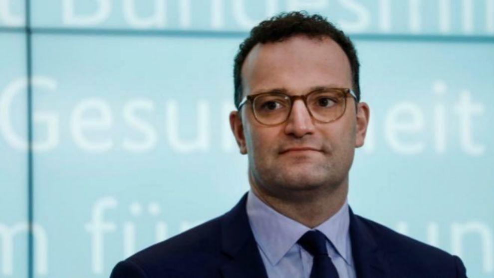 Jens Spahn, ministro de Sanidad alemán