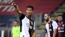 La 'reacción' de Cristiano Ronaldo a la llegada de Pirlo a la Juventus