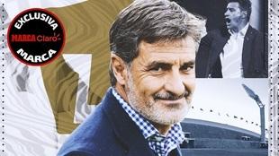 Míchel dejó la dirección técnica de Pumas a días de iniciar el...