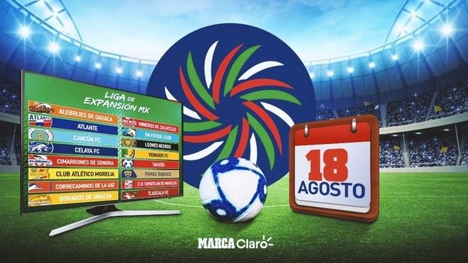 La filial de Chivas, Tapatío, inaugurará la Liga de Expansión MX