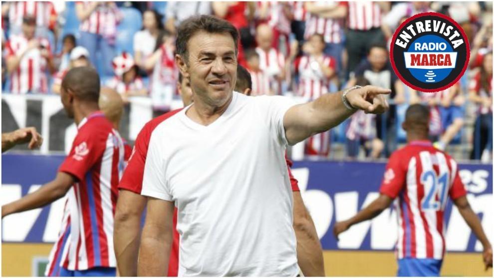 """Abel Resino: """"El Atlético está tratando de aislar bien la euforia de la Champions"""""""
