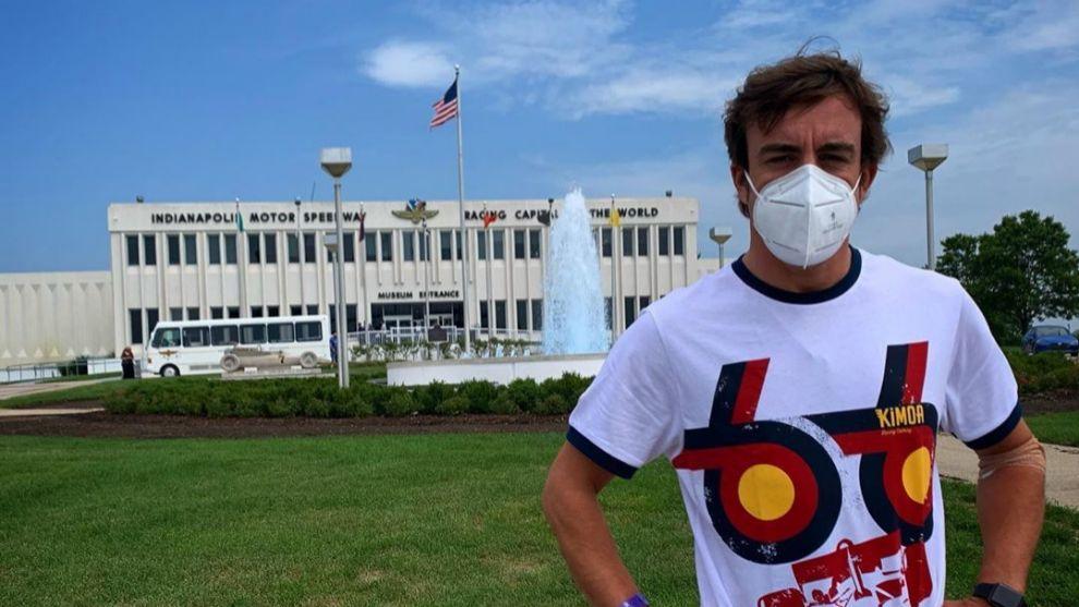 Fernando Alonso: el brillo de unas 500 Millas de Indianápolis únicas