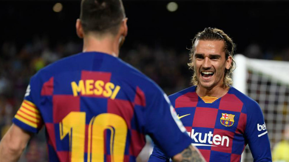 """""""Tengo entendido que Griezmann tiene una amistad con Leo Messi fuera del campo"""""""