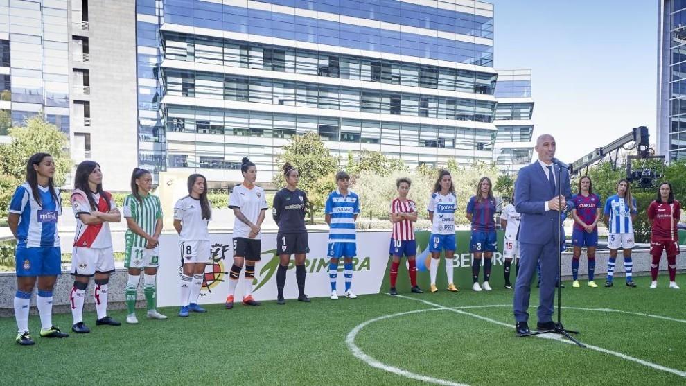 La RFEF convoca de urgencia a los clubes de la Primera Iberdrola