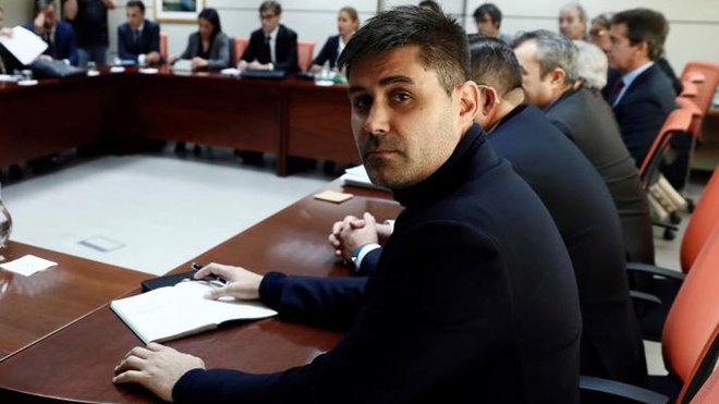 David Aganzo, presidente de AFE, sale malparado de la decisión...