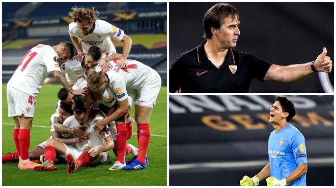 El Sevilla pone rumbo a la Sexta
