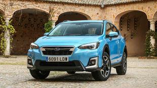El Subaru XV Eco Hybrid tiene la etiqueta Eco de la DGT.